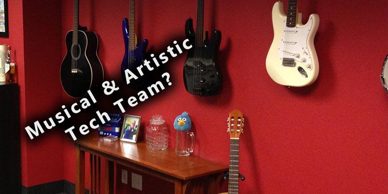 Musical Technical Team